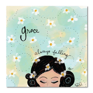 Grace Always Art Print