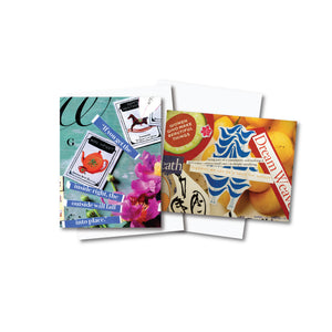 Force of Nature + Inside Out Assorted Notecard Set of 4