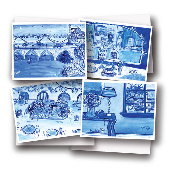 Urban Wisdom Assorted Notecard Set