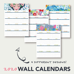 Angel Love - 2020 Wall Calendar