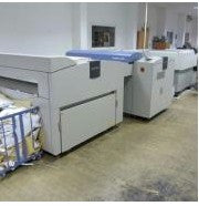 SCREEN 8600 64 LASER REFURBISHED CTP, 5 PLATE SIZE AUTO LOAD, APPOX. 20-30 PLATES AN HOUR VERY FIND MACHINE