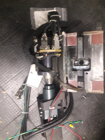 Dolev 800V SPIN MOTOR ASSEMBLY REFURBISHED IN GREAT CONDITION COMPLETE