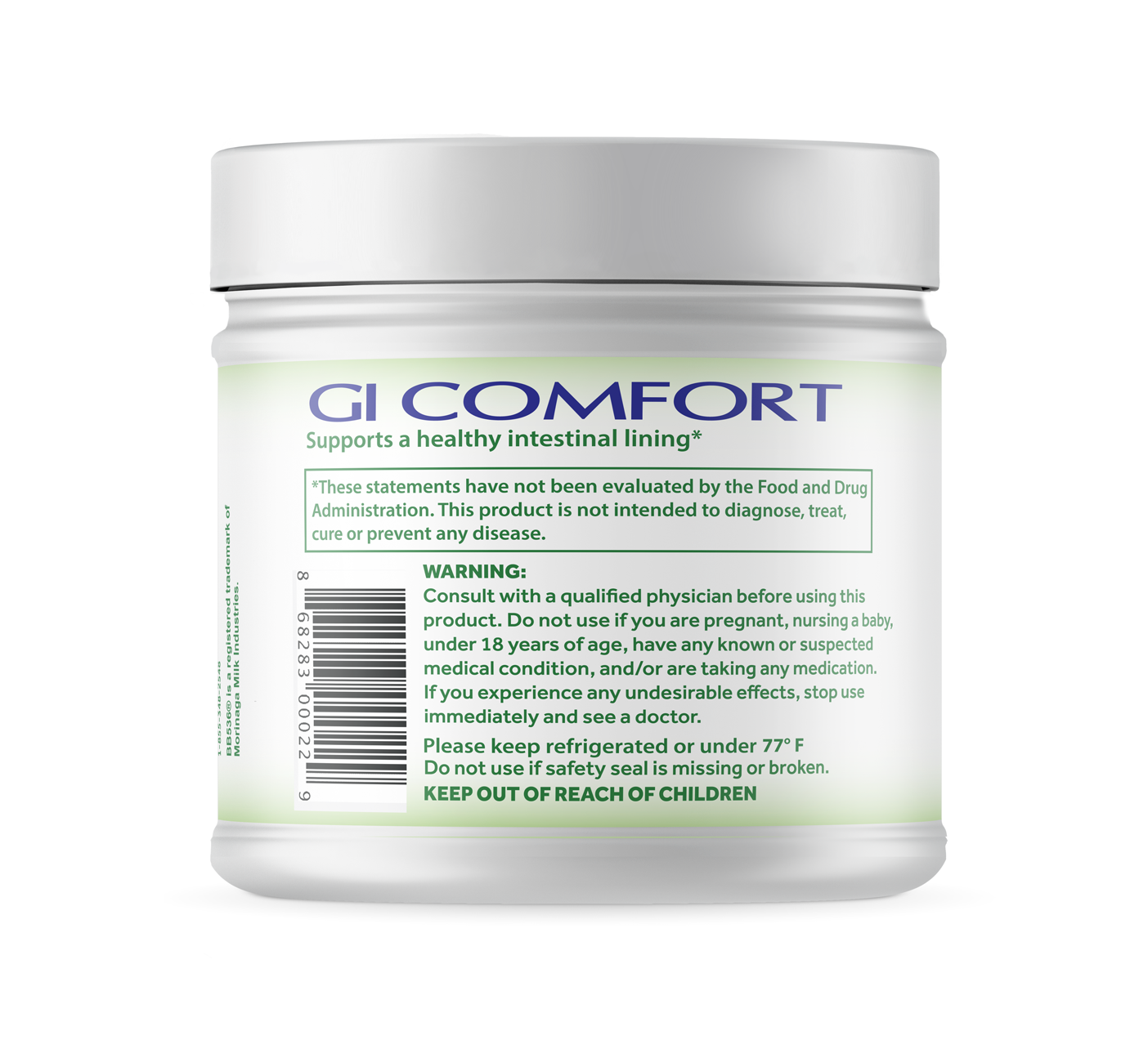 GI Comfort - 30 servings - Optimal Health Knowledge