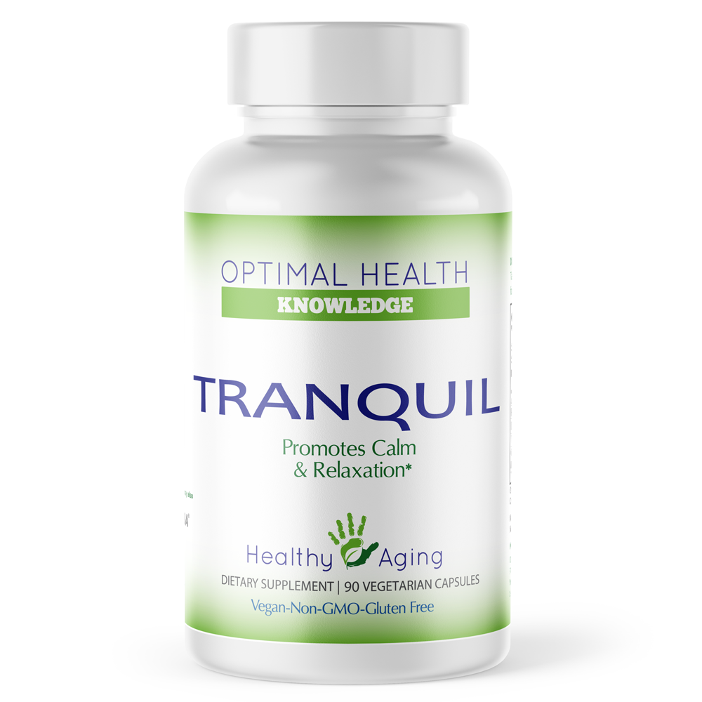 Tranquil - 90 caps - Optimal Health Knowledge