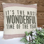 Most Wonderful Pillow