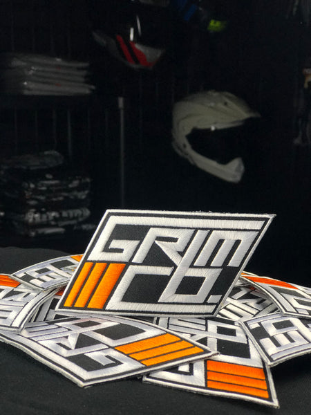 """Grim Co."" Patch"