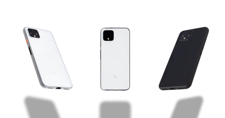 Thin Pixel 4 and Pixel 4 XL Cases