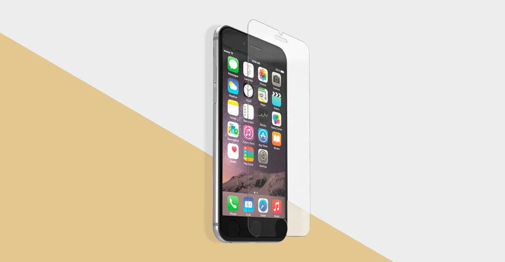Meet: The Tempered Glass iPhone Screen Protector