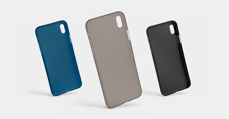 Thin iPhone XS Max Cases