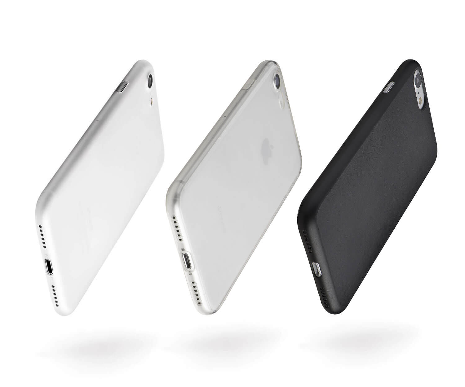 3 finishes.<br>1 great iPhone case.