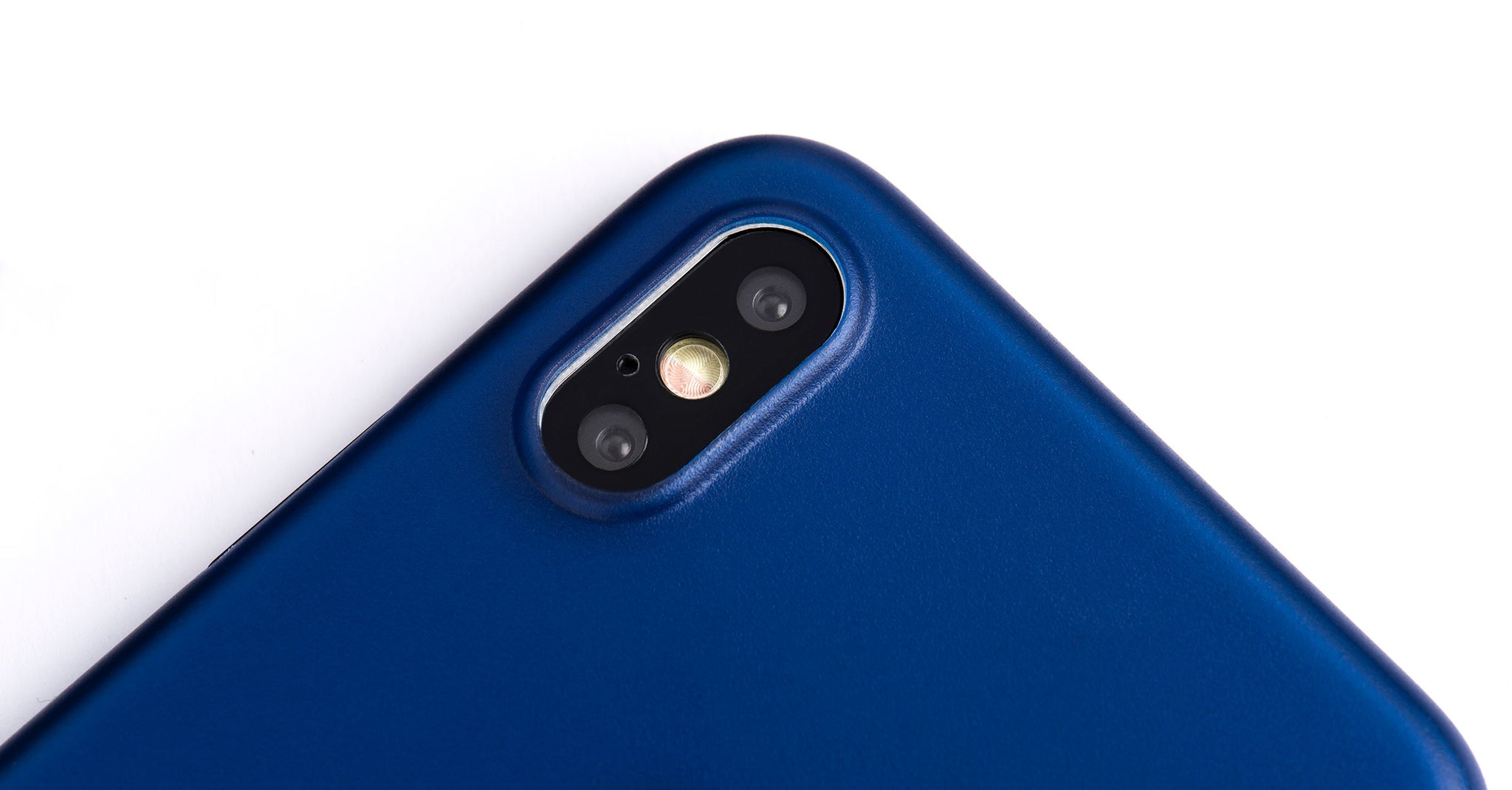 Minimalist iPhone XS case