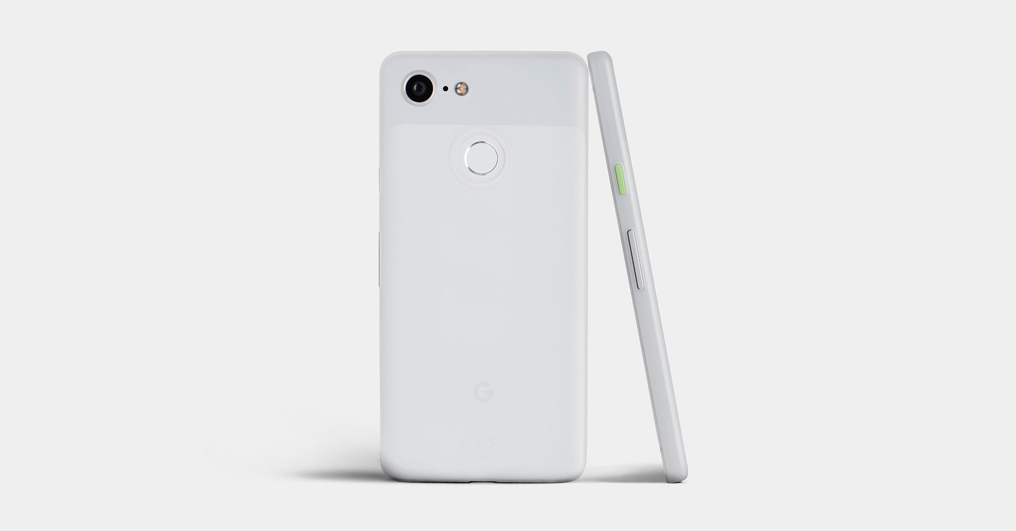 Thin and light Pixel 3 XL cases