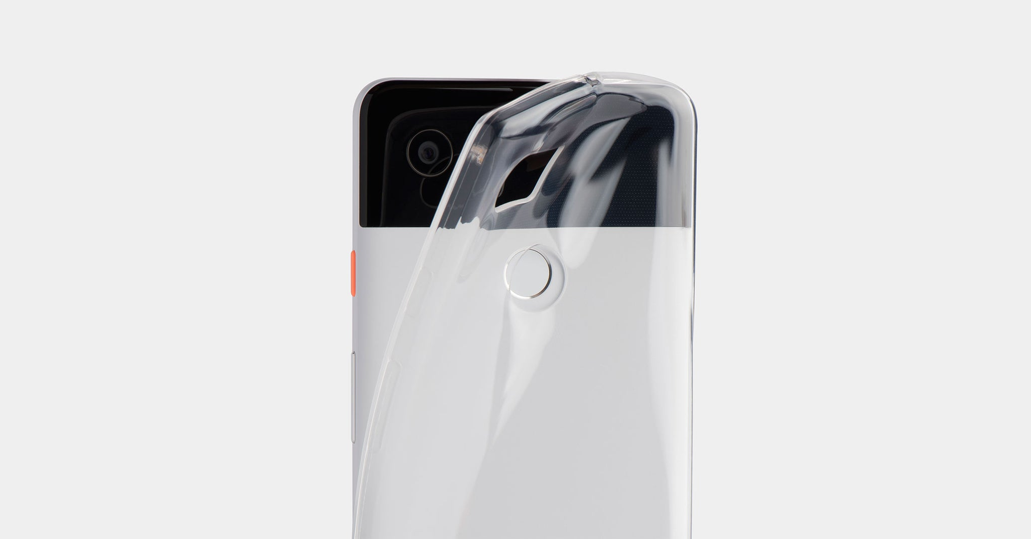 Thin Clear TPU Case