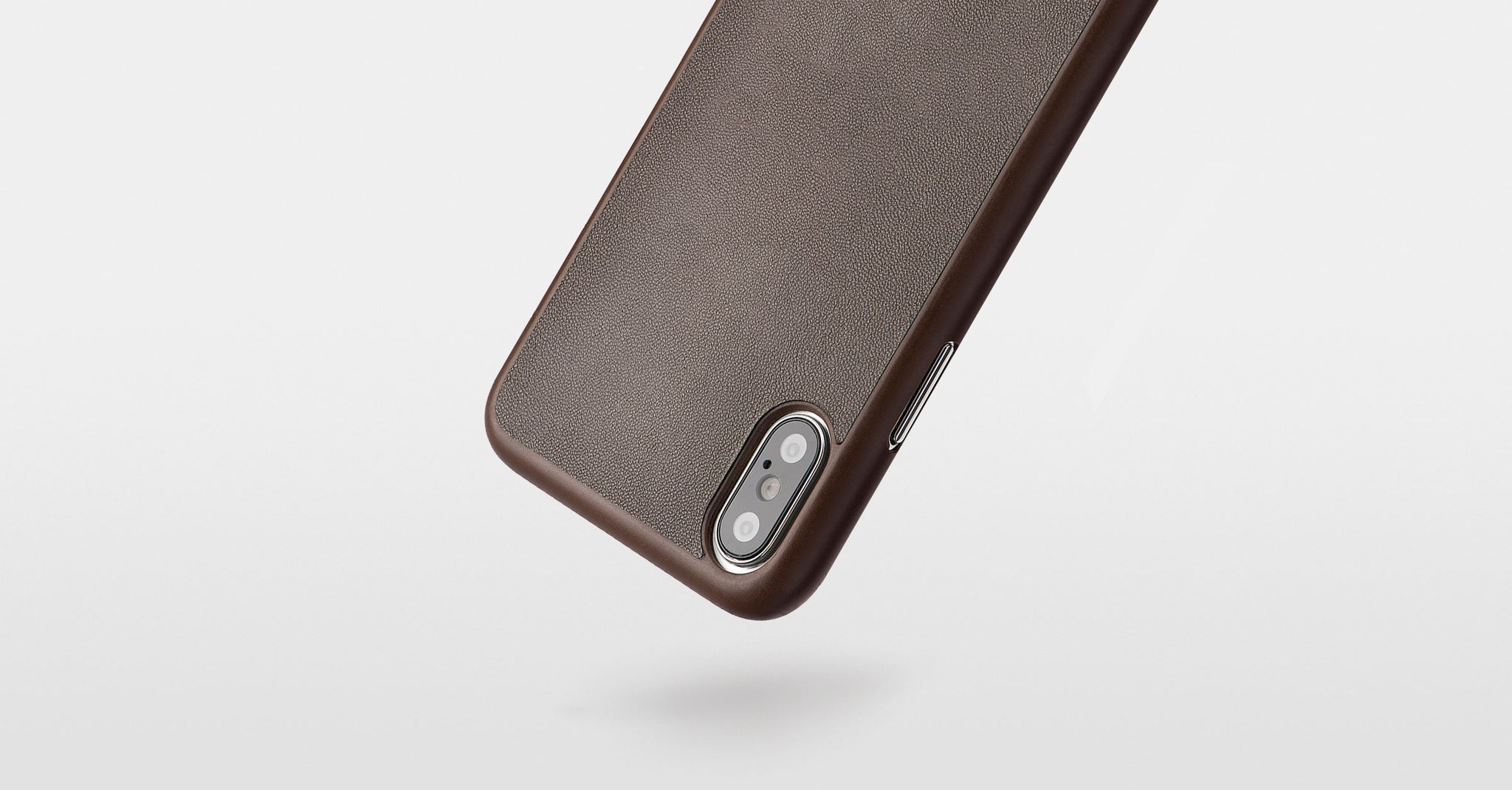 ultra thin genuine leather iPhone case by totallee