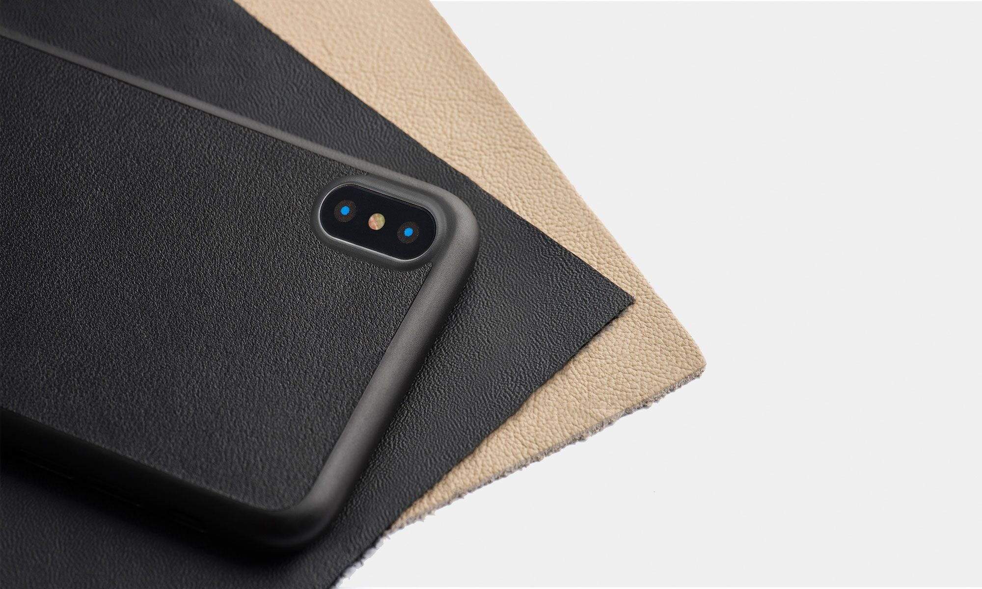 finest selection b505f 39779 Totallee's Thin Black Leather iPhone Cases – totallee