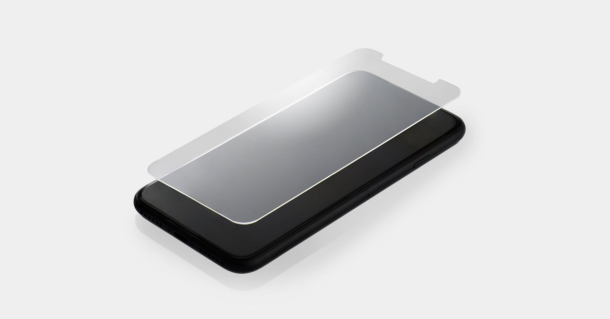 tempered glass screen protector by totallee