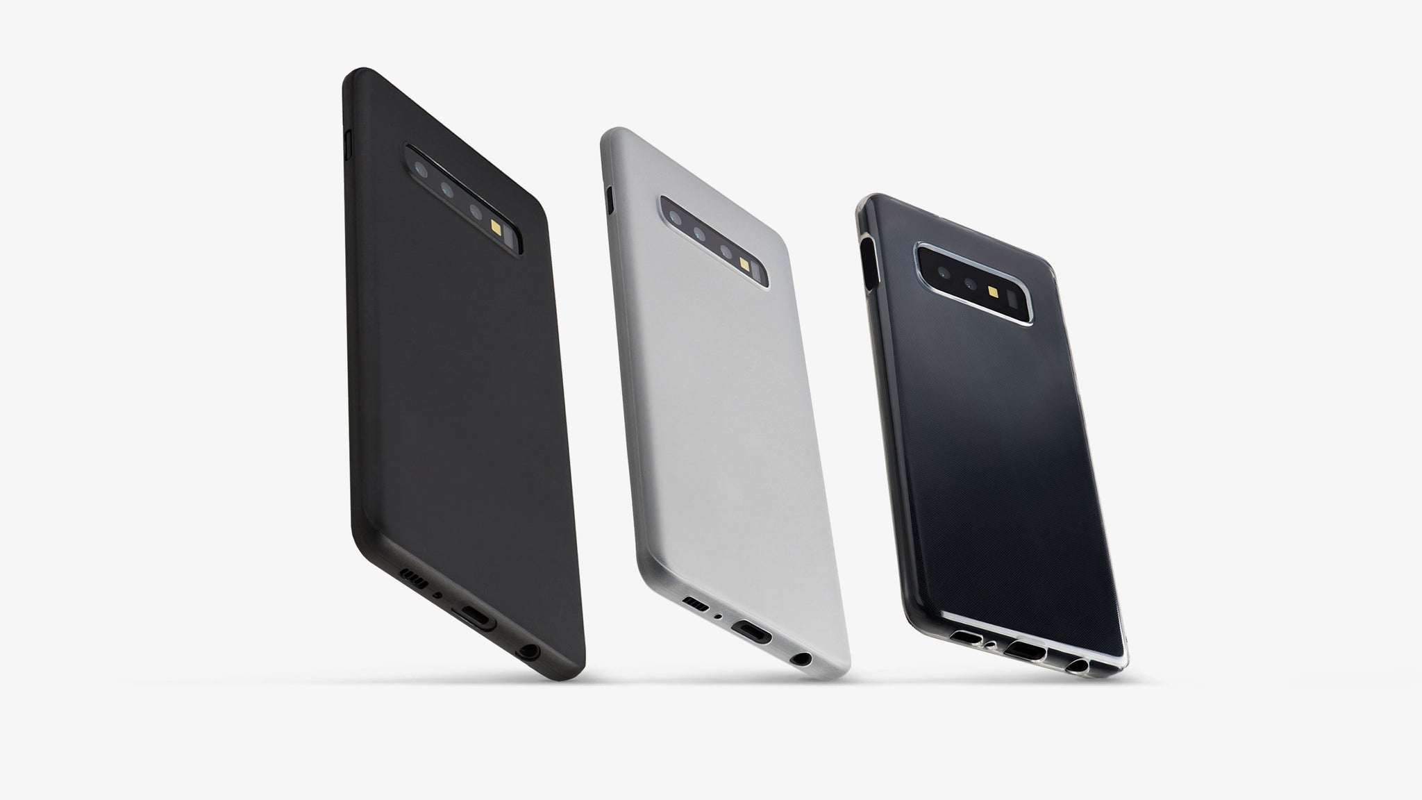 Galaxy S10 S10e and S10 Cases From