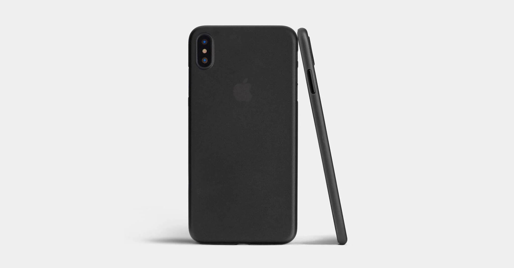 5a59f07b27d9 Thin iPhone XS Max Cases – totallee