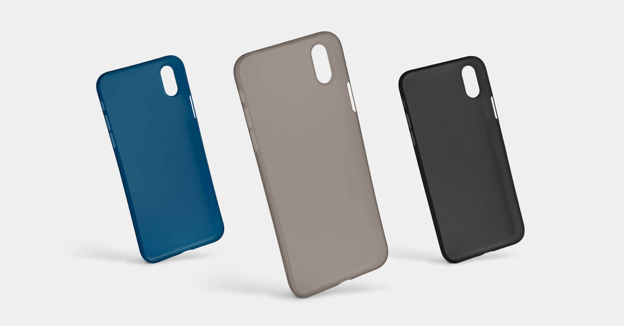 Super thin lightweight iPhone XS case by totallee