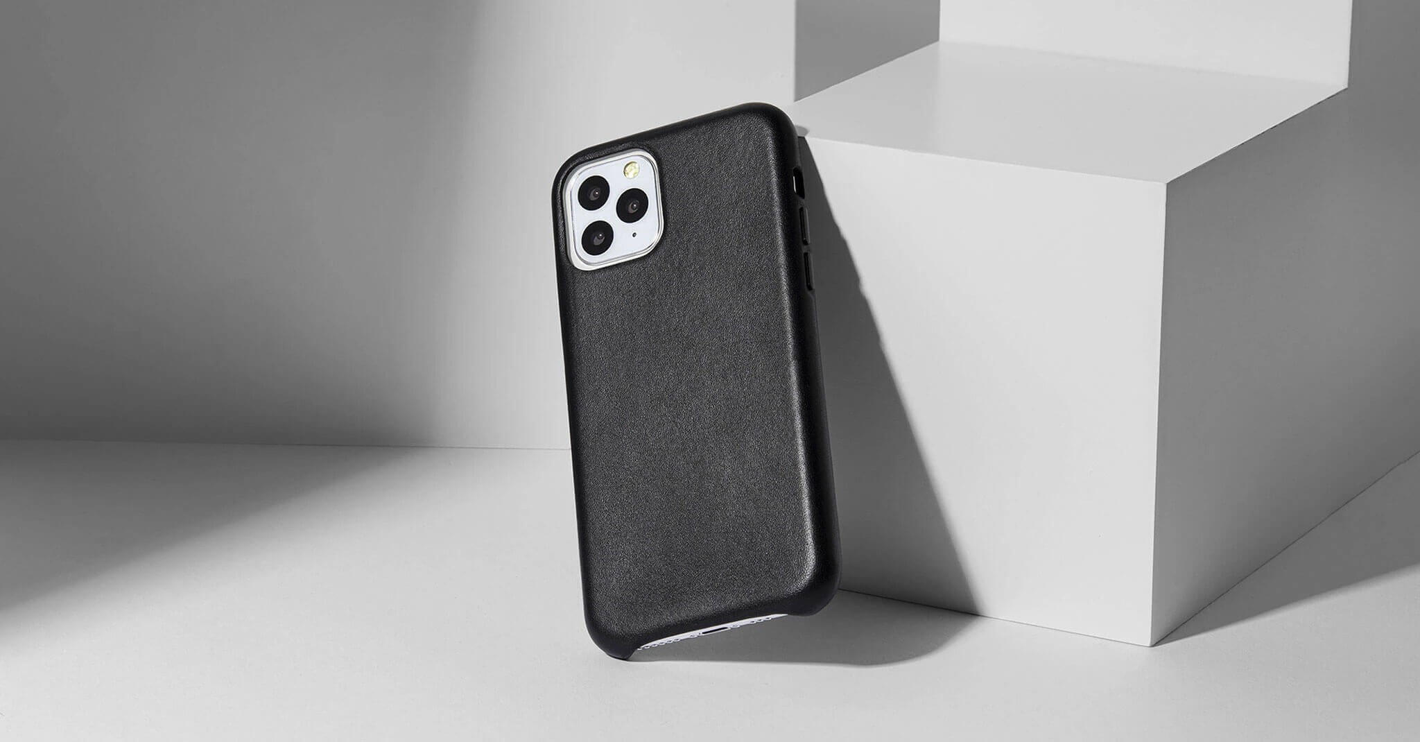 leather totallee cases for iPhone and Pixel