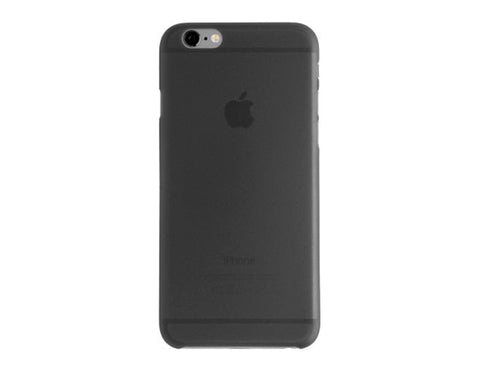 totallee's ultra thin iPhone case, the scarf, in black