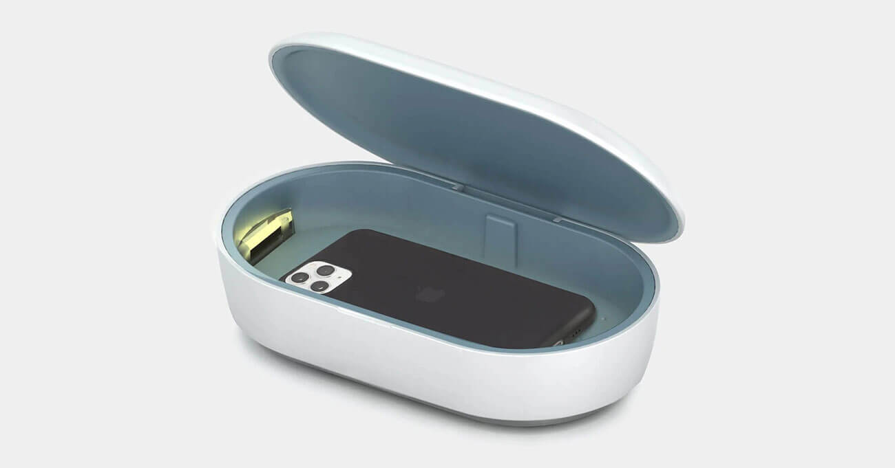 totallee UV phone sanitizer
