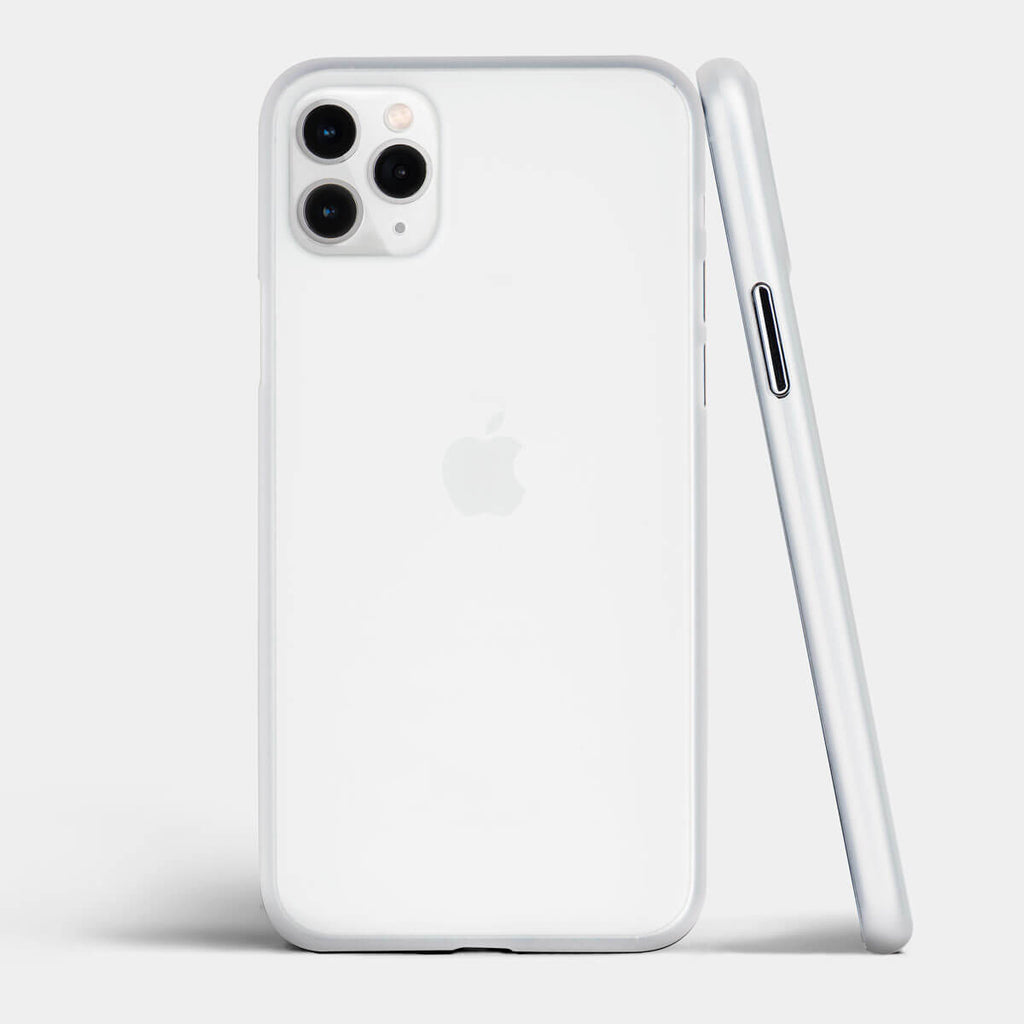 totallee frosted clear case for iPhone 11 Pro Max