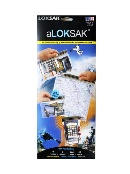 aLOKSAK - Waterproof bags