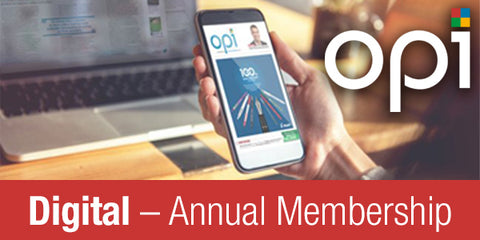 Digital – Annual Membership