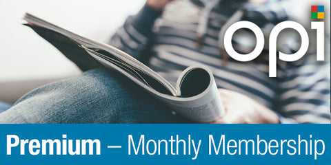 Premium – Monthly Membership