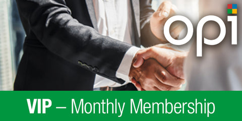 VIP – Monthly Membership