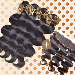 Body Wave Frontal & Bundle