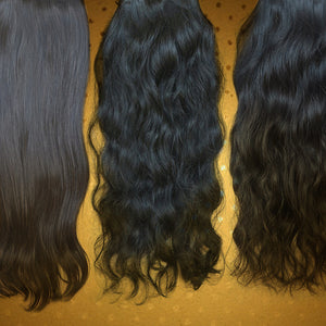 Raw Cambodian (Double Drawn Hair)