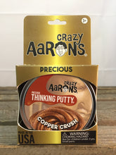 Copper Crush - Precious Gem's - Aaron's Thinking Putty