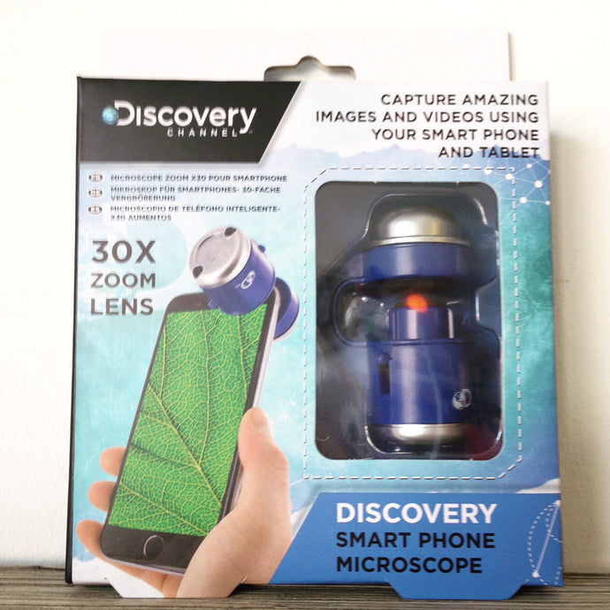 Discovery Smart Phone Microscope