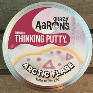 Arctic Flare - Phantom - Aaron's Thinking Putty