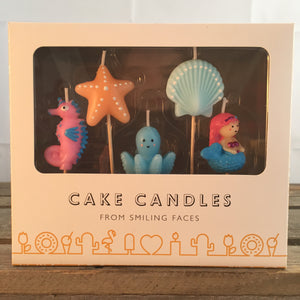 Under The Sea Candle Set