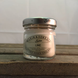 Tiptree Wilkin & Son Lime Candle