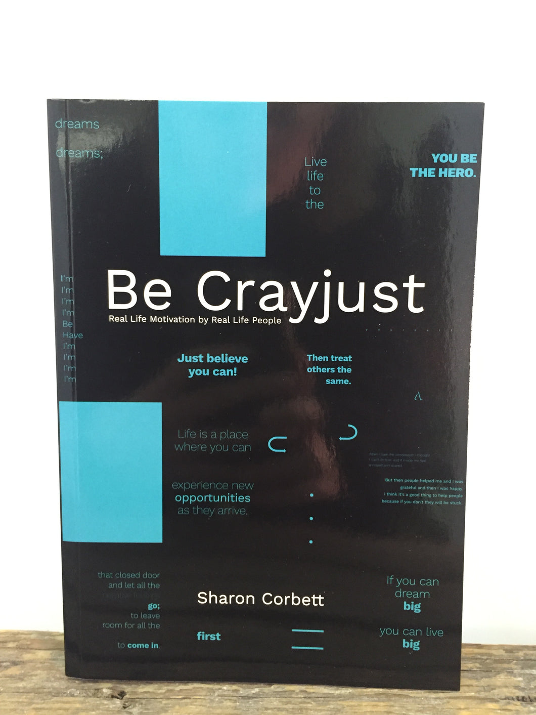 Be Crayjust Book
