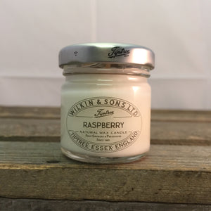 Tiptree Wilkinson & Son Raspberry Candle