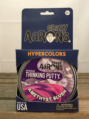 Amethyst Blush -Aaron's Thinking Putty