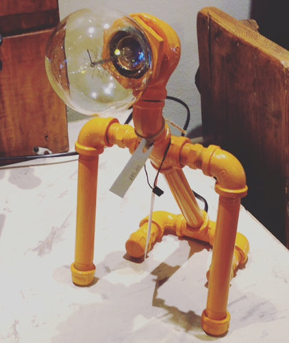 Robot Dog Lamp