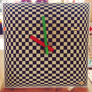 Checkered Clock
