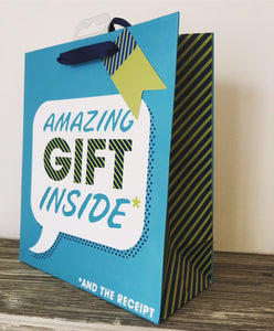 Amazing Gift inside - Gift Bag