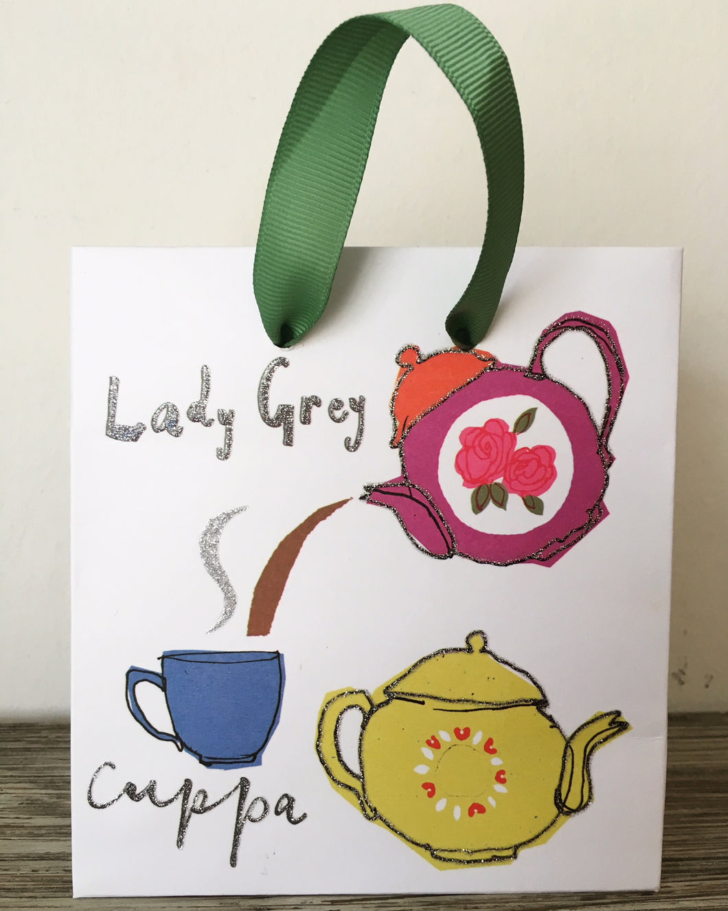Lady Grey Small Gift Bag