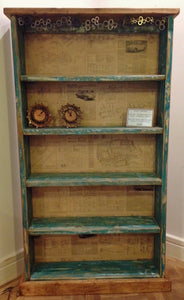 Handmade Shelving with Bolt detail