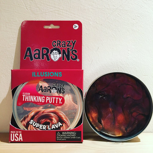Super Lava - Aaron's Thinking Putty