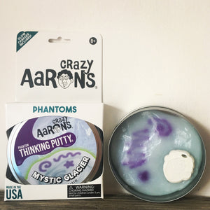 Mystic Glacier - Phantom- Aaron's Thinking Putty