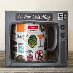 TV Box Set Mug