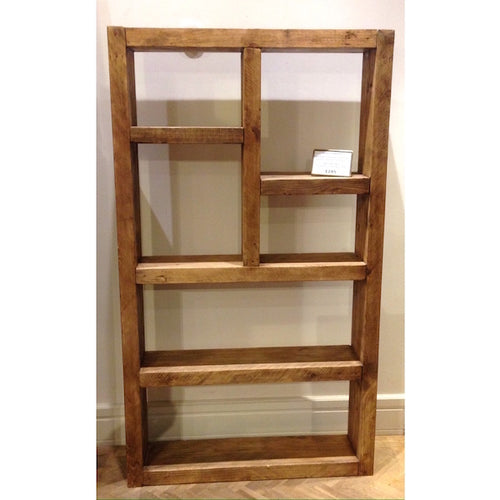 Light Wood shelving unit